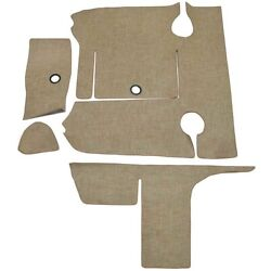 Crownline Boat Snap In Mats 21420 | 265 Ss Seagrass Set Of 4