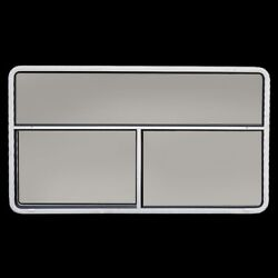 Storm Tite Boat T Sliding Port Window Hatch R16tw90   Houseboat Smoked