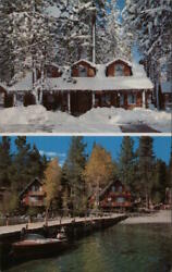 Tahoe Vistaca Rustic Cottage Resort Placer County California Mike Roberts