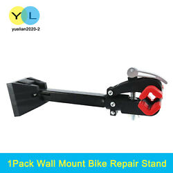 1pack Wall Mount Bike Repair Stand Bicycle Mechanic Workstand W/ Mounting Screw