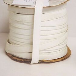 Strapping 1 1/8 Inch X 25 Yard White Boat Seat Strap