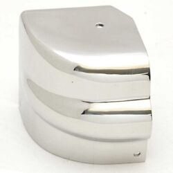 Challenger Boat Trim Cap 305-316 | Stainless 5 5/8 X 4 Inch Right Rear