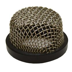 Flow-rite Boat Strainer Mpa023 | G3 Screw On 1 Inch Stainless Steel