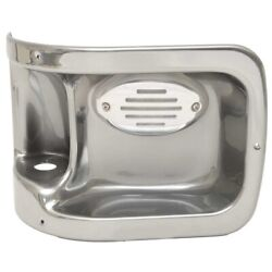 Crest Pontoon Boat Console Horn Panel | 10 3/4 X 8 1/2 Inch Plastic