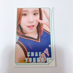 Twice Chaeyoung - Page Two Thailand Edition Photocard Cheer Up Rare Card Usa