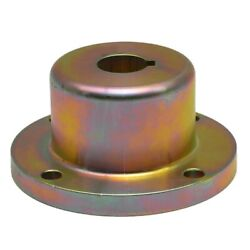 Marine Associates Boat Engine Coupling   1 1/4 Inch Male Pilot Tapered