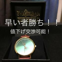 The Ancient Magusand039 Bride Wristwatch Used Original Ladies Free Shipping From Jpn