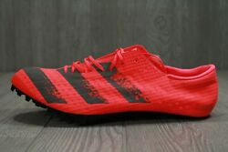 63 Adidas Adizero Finesse Track And Field Spikes Pink Eg6173 Menandrsquos Size 12