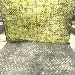 Camouflage Nets Sand Garden Shade Concealment Mesh Hiding Awnings Camo Netting