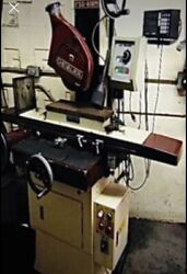 Chevalier Surface Grinder 6 X 18 Fsg-618m W/sony Dro Y/z Axis Scales