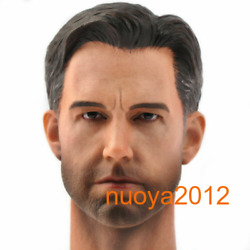 16 Ben Affleck 2.0 Head Sculpt Model Fit 12and039and039 Male Ht Action Figure Body Toys
