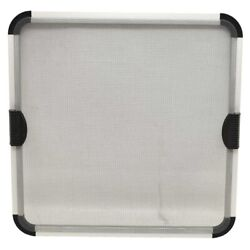 Gebo Boat Square Hatch Screen 84.50.00.01 | 420 X 420mm Aluminum