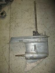 Yamaha 115hp 2 Stroke Outboard Lower Unit With 20 Shaft