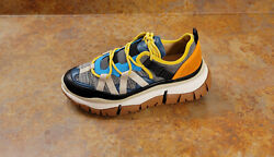 New And039blakeand039 Cross Strap Low Top Sneakers Womens 9 Us 39 Eur. Msrp 720