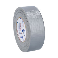 432 Rolls 3 X 60 Yds Cloth Duct Tape Silver General Use 8 Mil | Free Shipping|