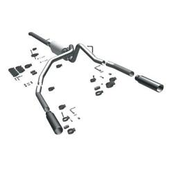 Exhaust System Kit Street Series Stainless Cat-back System