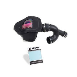 Roush 422171 Performance Pac Lv 1 Calibration And Air Intake Kit For F-150 3.5l
