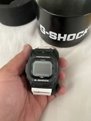 Casio G-shock The Hundreds Black And White No.3185 Adam Bomb Drawing Lines