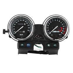Motorcycle Instrument Assembly Odometer Oil Level Gauge Fit For Zrx400