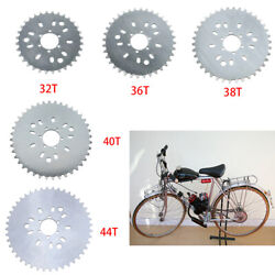 Wheel Sprocket 32t 36t 38t 44t Tooth Motorized Gas Bicycle Bike 50cc 60cc 80cc