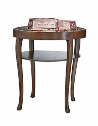 Late 19th Century Arts And Crafts Copper Tray Table With Collection