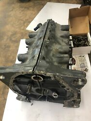 Lycoming O-235-c2c Crankcase Crank Case Core As Removed