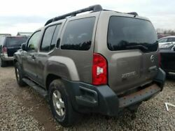 Automatic Transmission 6 Cylinder Crew Cab 4wd Fits 06 Frontier 1933156