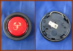Fiat 500 600 A112 Abarth - Horn Button For Sport Steering Wheel