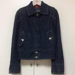Vivienne Westwood Red Label Authentic Denim Jacket Size 3 Used From Japan
