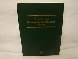 Littleton 1999-2008 Fifty State Commemorative Quarters Complete + Territories