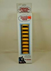 Nos Lionel Thomas The Tank - G Scale Straight Sections Railroad Track 8-82014