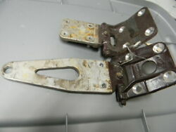Orig Mercedes 250se W111 Right Door Hinge Assembly Pair 111 280se 220se Coupe