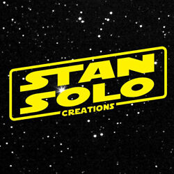 You Choose Stan Solo Star Wars Reproduction Custom Vintage Style Action Figures