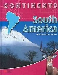 South America Continents - Macmillan Library
