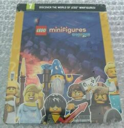 Lego Minifigures Online - Steelbook - G2 - Very Rare - Ps4 - No Game
