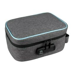 Firedog Smell Proof Bag Lockable Case Stash Rolling Box Roll Tin Smoke Container