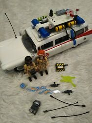 Playmobil Ghostbusters Ecto 1 - Lights And Movie Sounds 13 Inches Long - 2017 9220