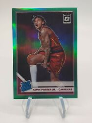 Kevin Porter Jr 2019-20 Panini Donruss Optic Rated Rookie Green /5 Cavaliers