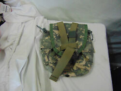 Acu Molle Ii 1 Qt Canteen/ General Purpose Pouch Nsn 8465-01-525-0585 Nice