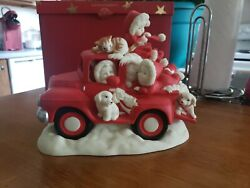 Dept 56 Snowbabies On The Farm To Grandmothers House We Go In Box