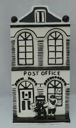 Lorna Bailey Post Office Flatback - Limited Edition 1 Of 6 - Signed On Side