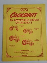 Cockshutt Co-op Tractor An Advertising History Of The 1950and039s Brochure