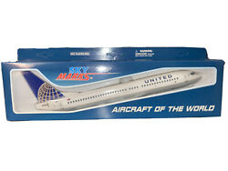 Skymarks United Airlines 737-800 N78285 1/130 Scale Plane With Stand Skr603