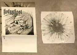 Holyghost S/t Lp Human Furnace 'd Cover/100 Ring Worm Integrity Converge Botch