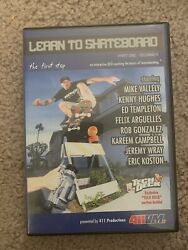 Learn To Skateboard Part One Beginner Dvd 2002 411 Production Skating Video