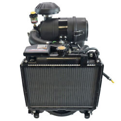 31hp Kawasaki Engine 1-1/8dx3-3/4l Water Cooled Fuel Injected Fd851d-s00-s
