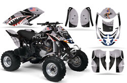 Atv Graphics Kit Sticker Decal For Can-am Bombardier Ds650 All Years Warhawk B/s