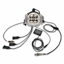 Sniper 550-540 Efi Xflow Fuel Injection System - Polished Throttle Body New