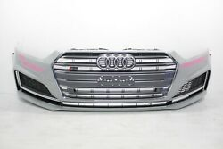 2018 2019 Audi S5 Coupe Convertible Front Bumper Grille Oem Used