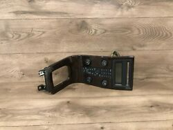05_07 Volvo S40 V50 Ac Climate Control Heater Switch Center Console Wood Oem